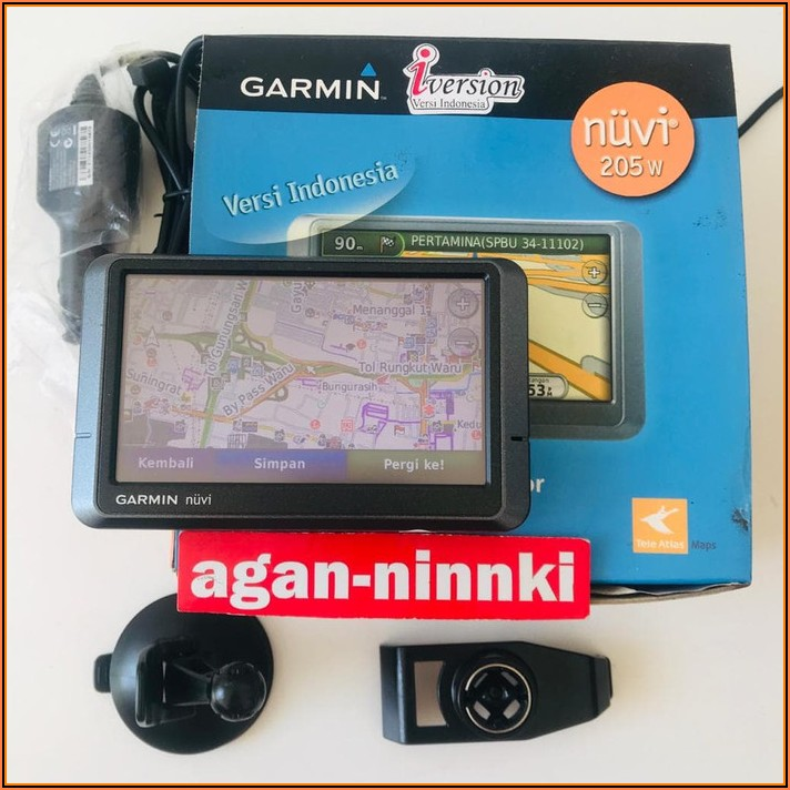 Garmin Nuvi 205 Map Updates Free Download 2018