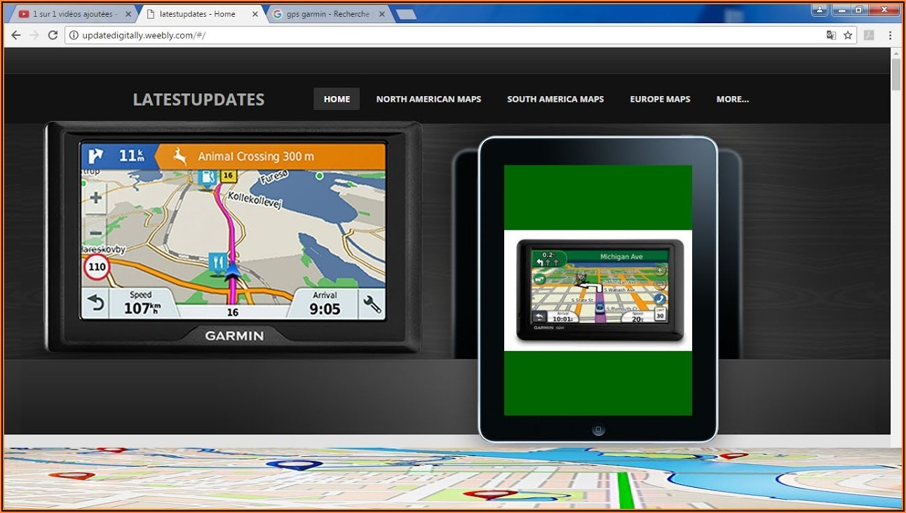 Garmin Nuvi 205 Software Free Download
