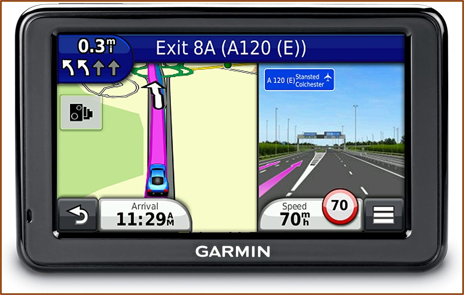 Garmin Nuvi 2445 Usa Maps