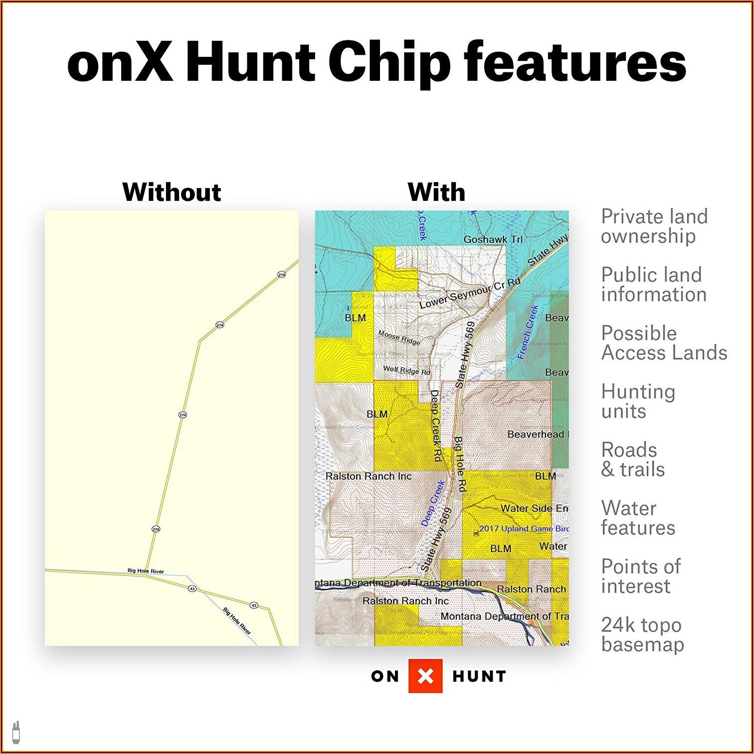 Gps Hunting Maps Garmin