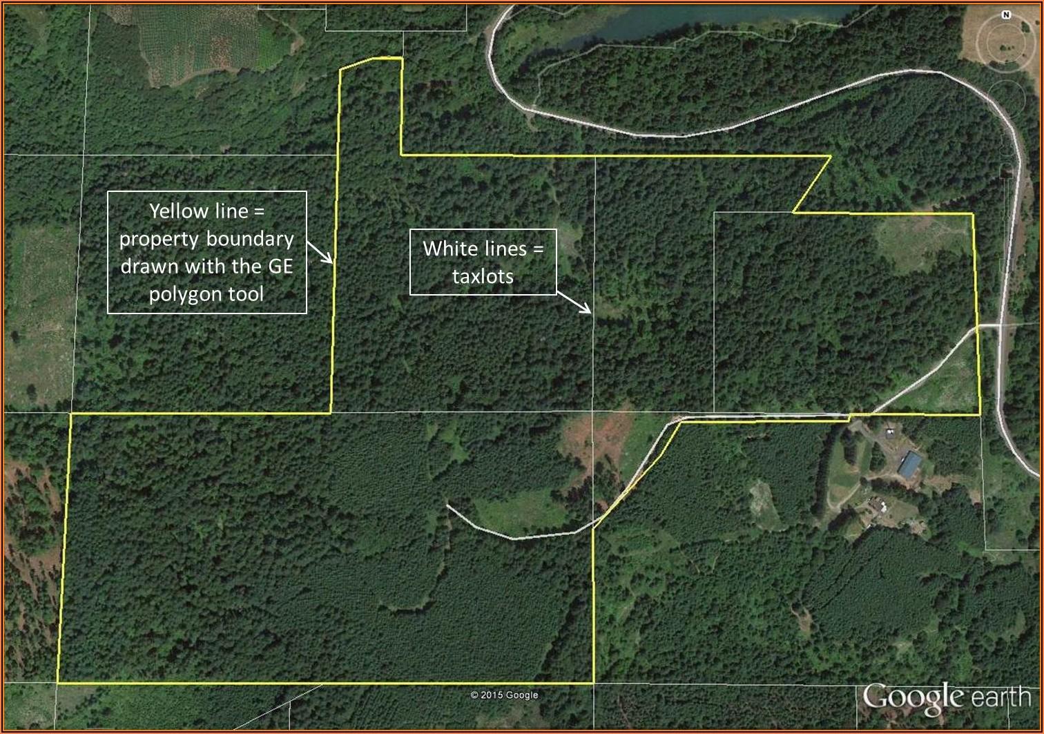 Gps Land Ownership Maps