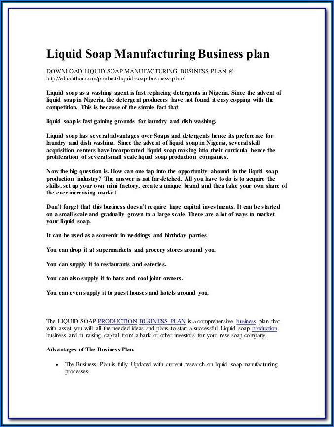 Haccp Plan Format