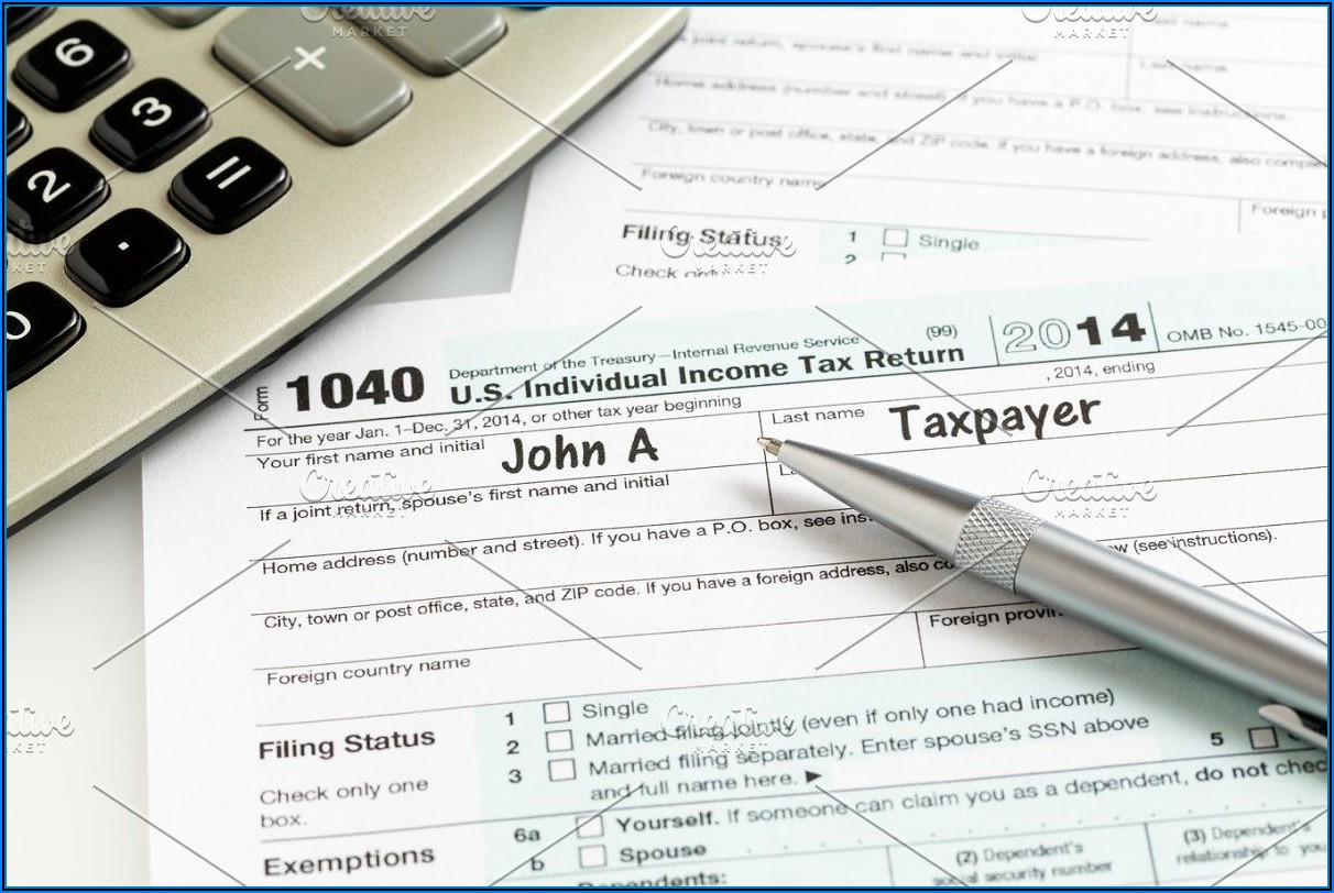 Irs Tax Form 1040ez 2020