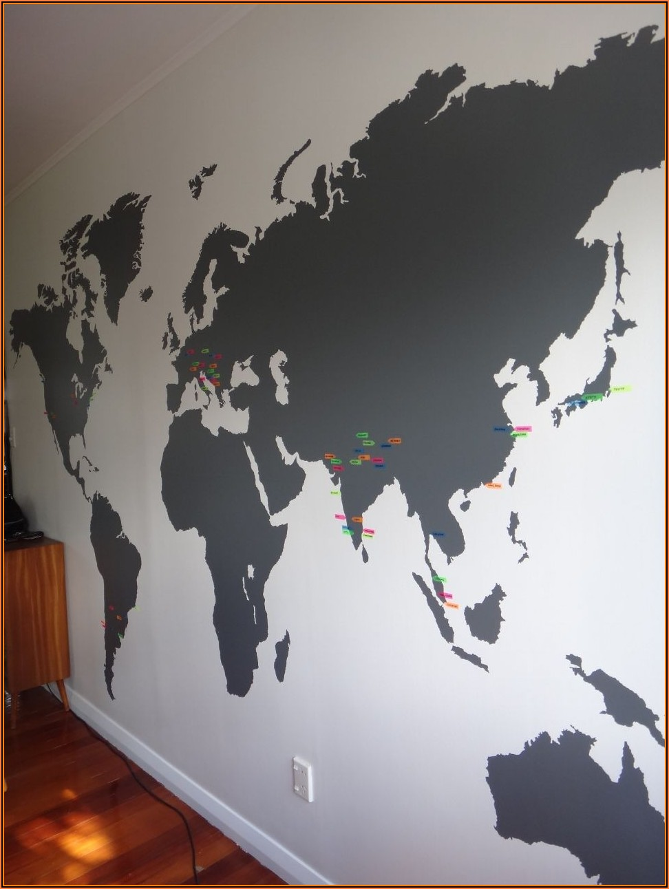 Large World Decal Map