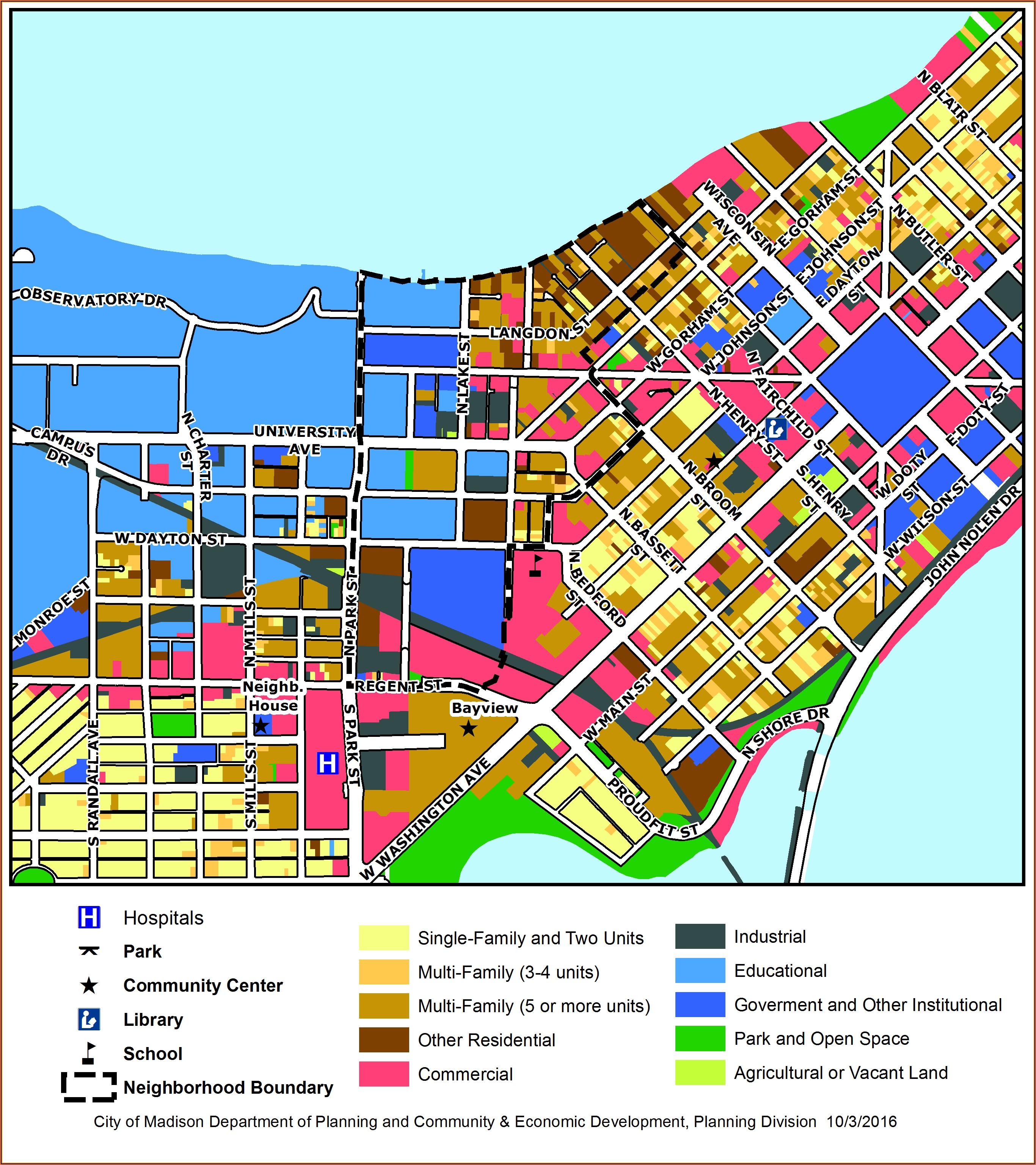 Mls Map Madison Wi