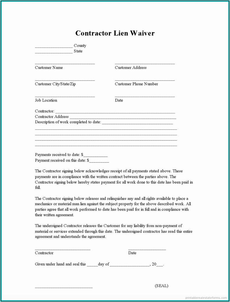 Notary Acknowledgement Form Washington State