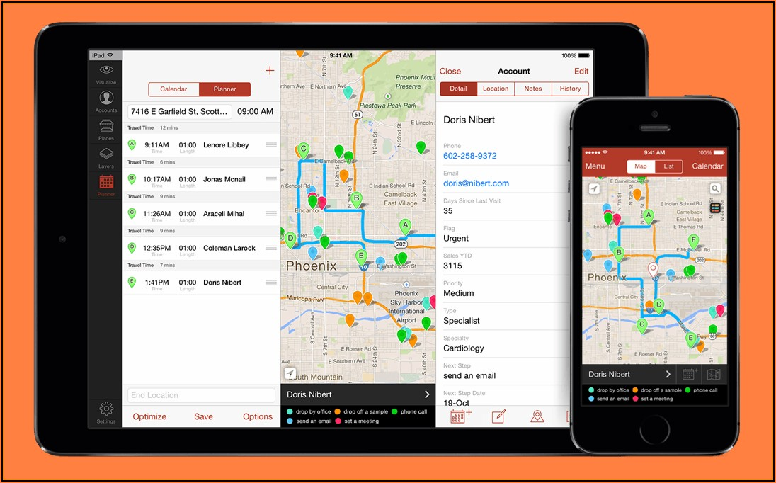 Routing Map Software