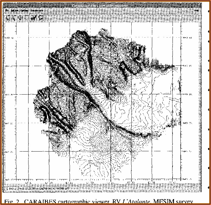 Sonar Mapping Software