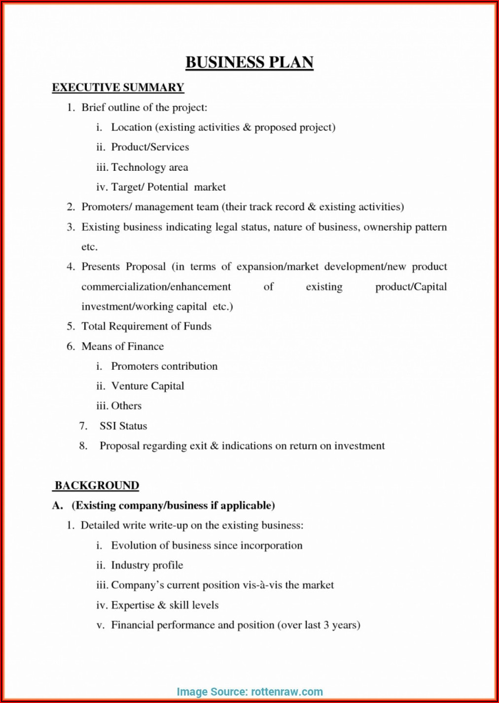 Towing Service Business Plan Template