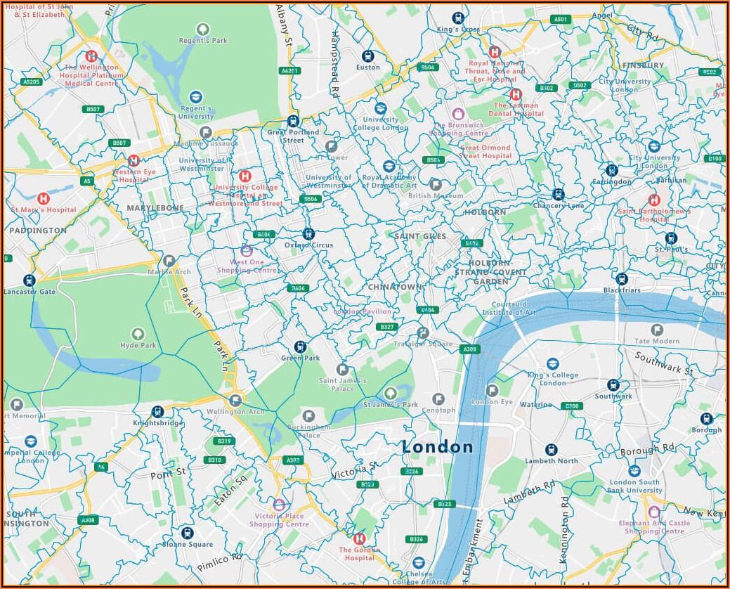 Uk Postcode Mapping Software Free