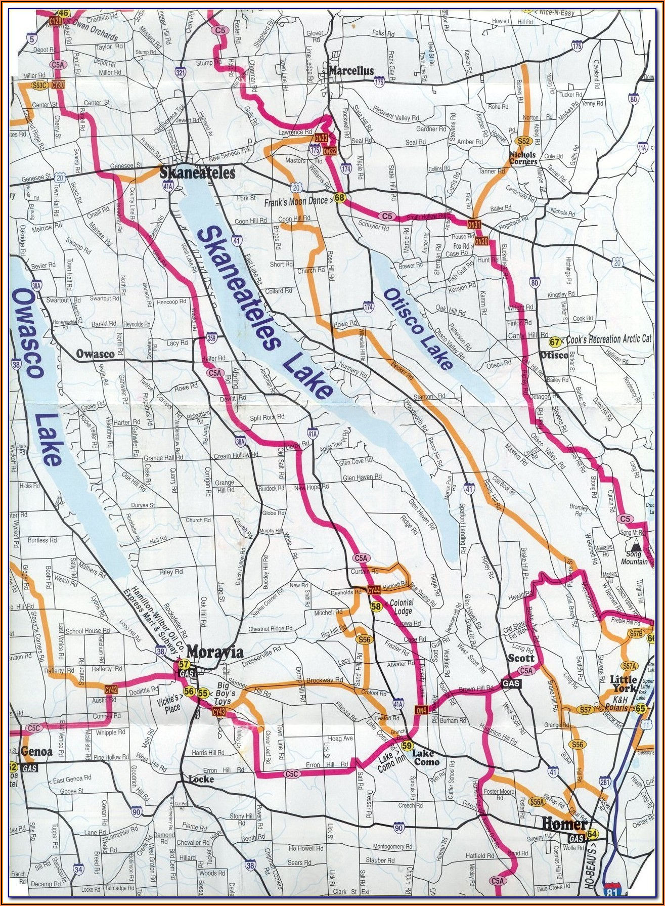 Wi Snowmobile Trail Maps