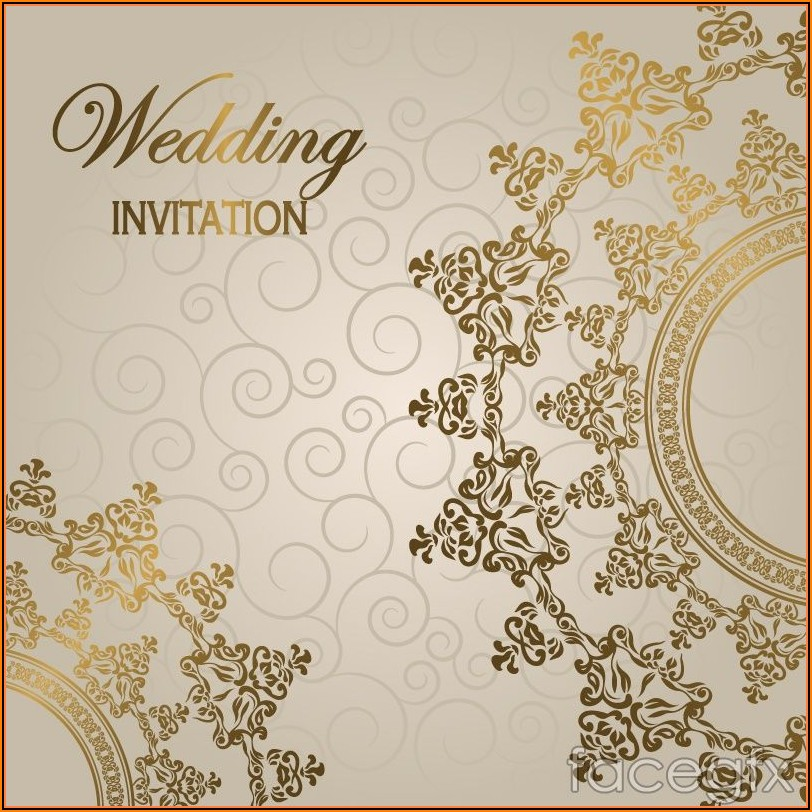 Free Editable Wedding Invitation Templates Ppt
