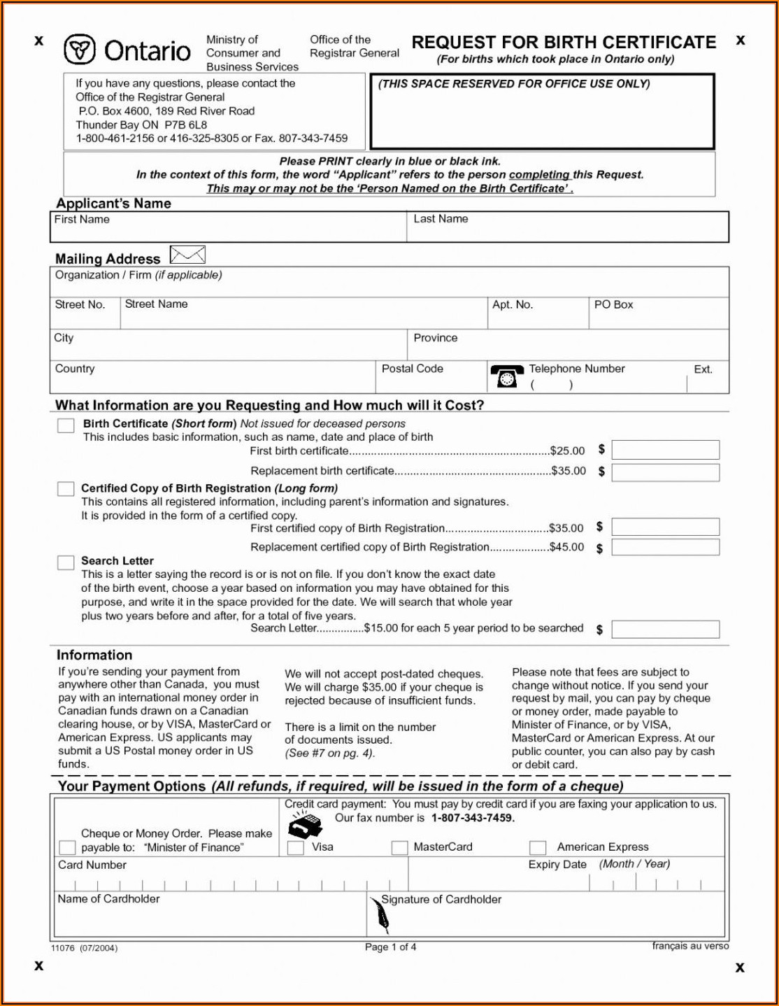 Free Marriage Certificate Translation Template