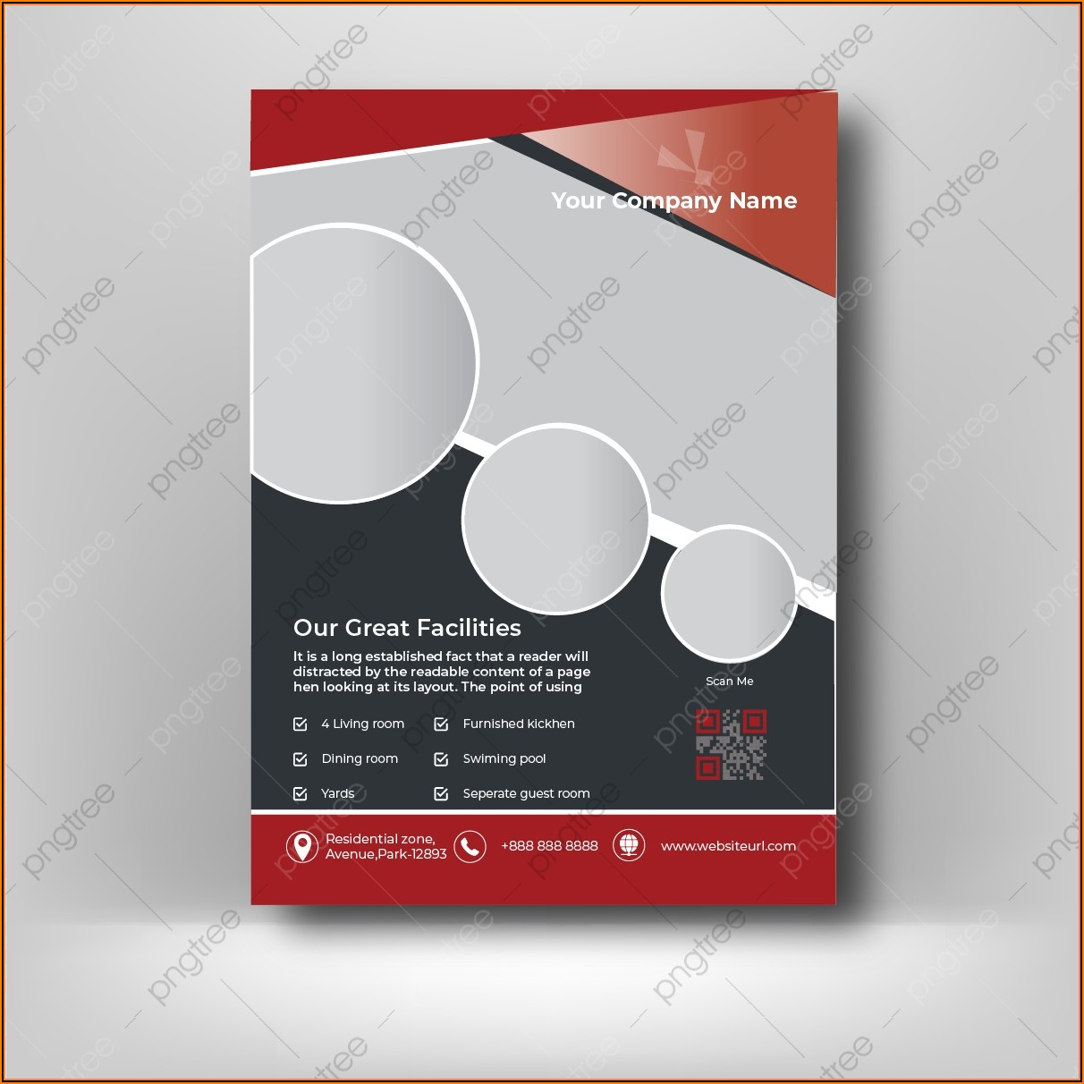 Free Template For Flyers Design