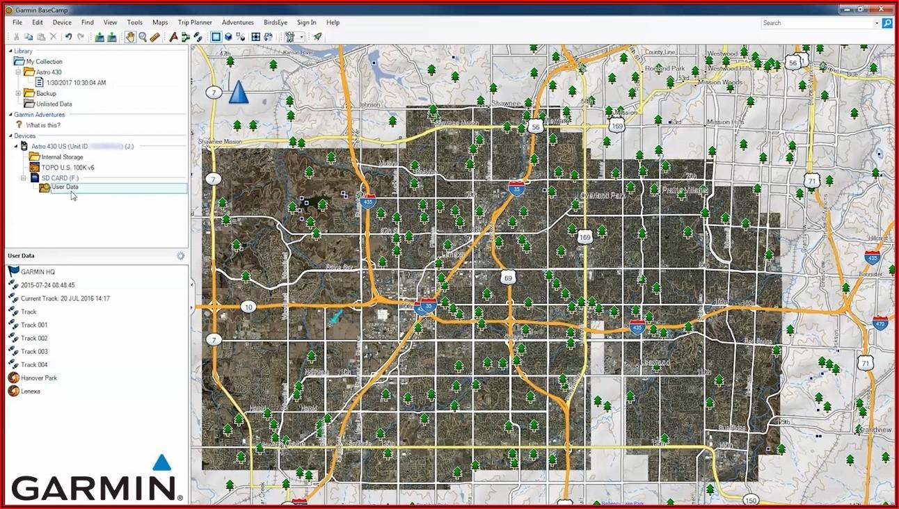 Garmin Alpha 100 Map Download