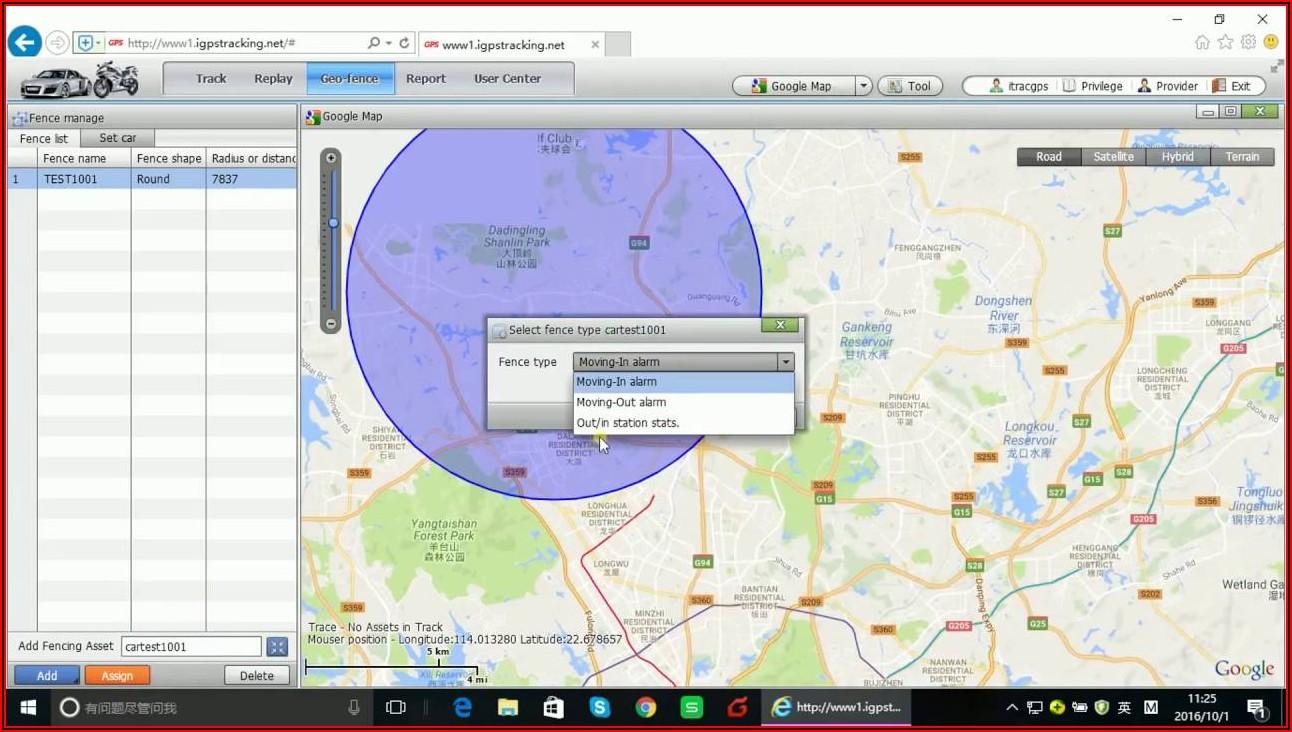 Google Maps Gps Tracking Api
