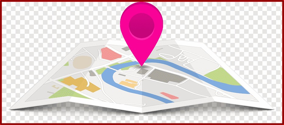 Gps Navigation Map Location & Route Planner