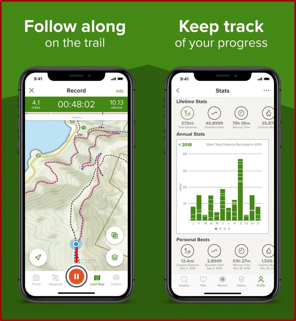 Gps Topographic Maps App