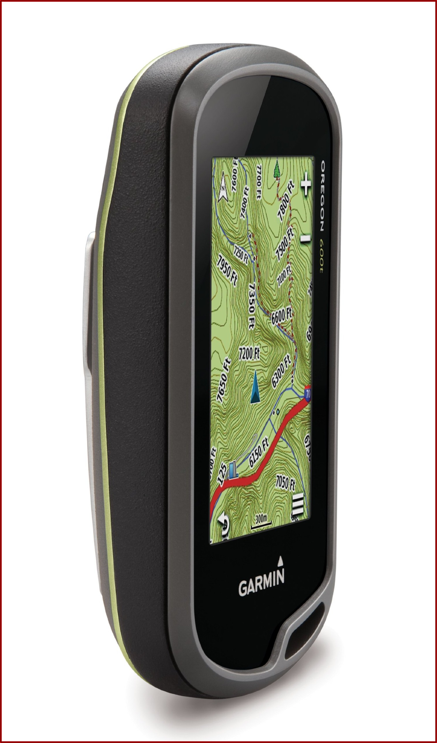 Handheld Gps With Topographic Maps