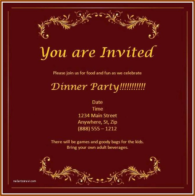 Invitation Card Editable Wedding Invitation Templates Free Download