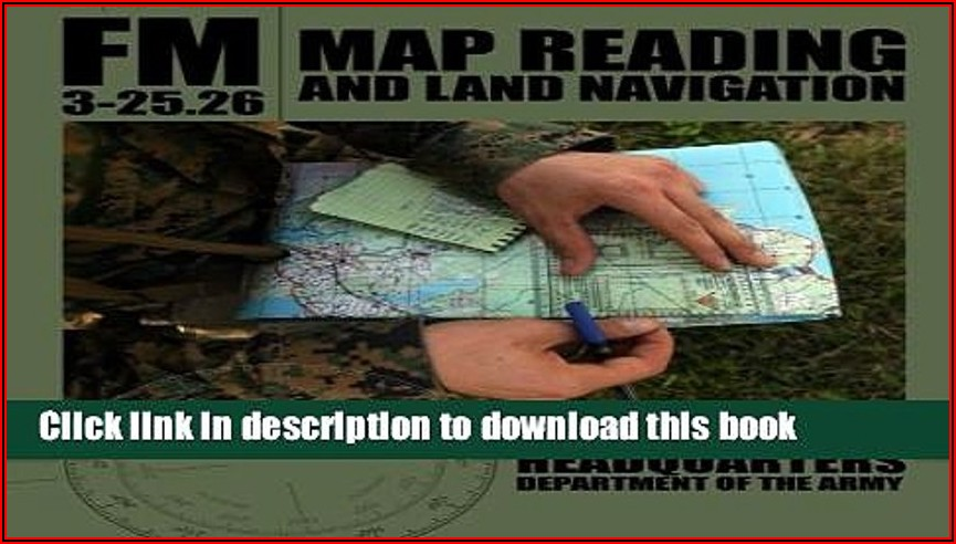 Land Navigation And Map Reading Pdf
