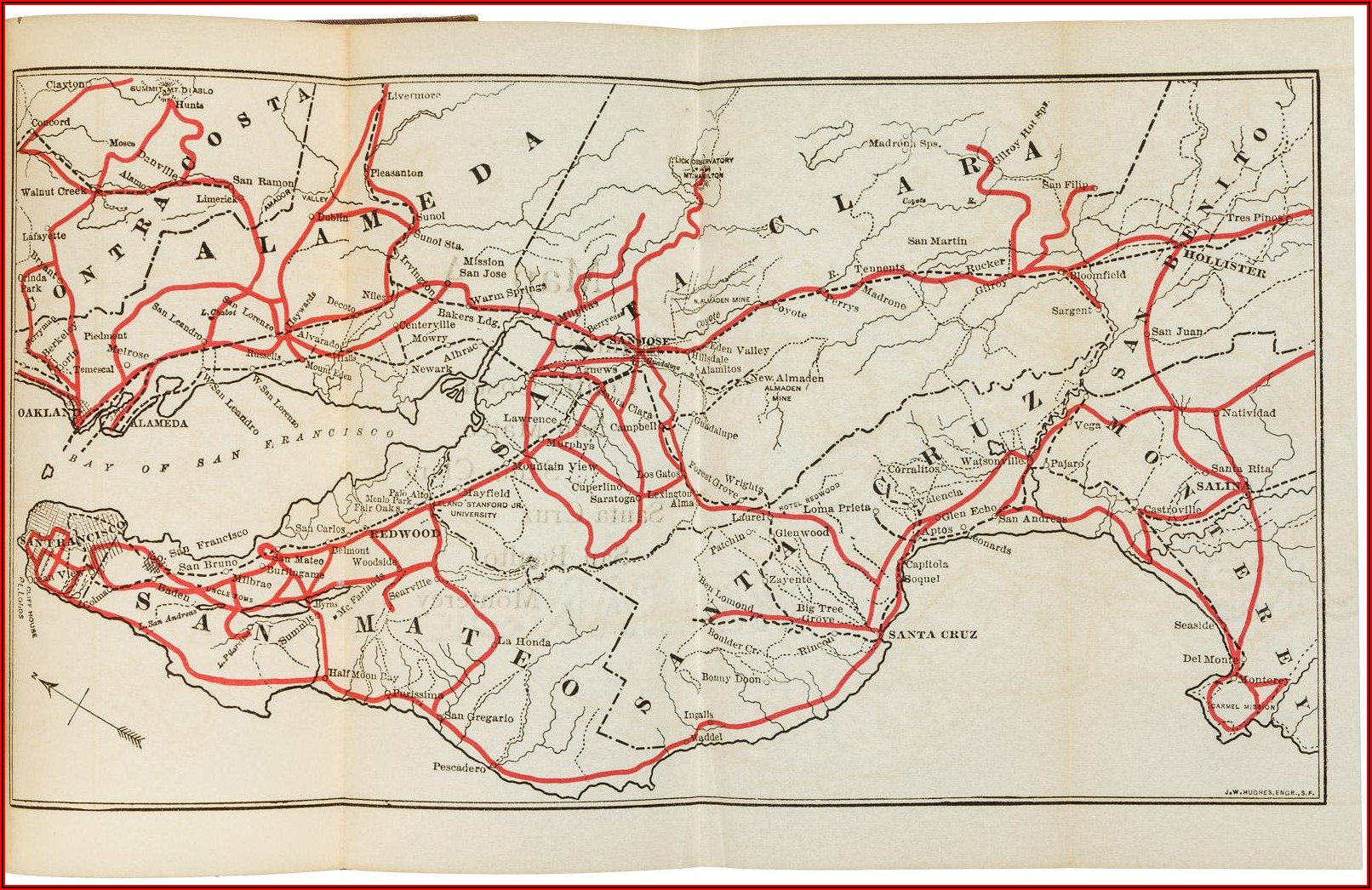 Maps Routes And Distances