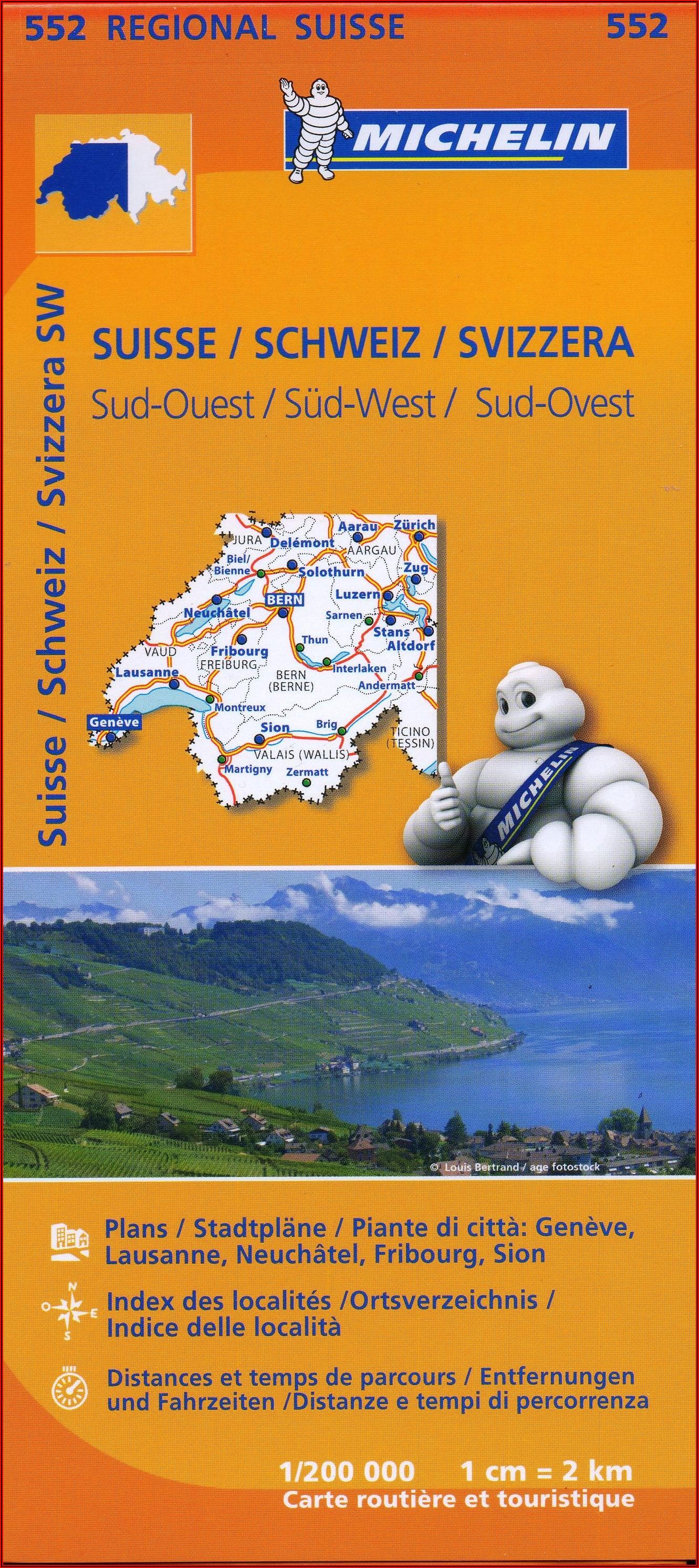 Michelin Regional Maps Ireland