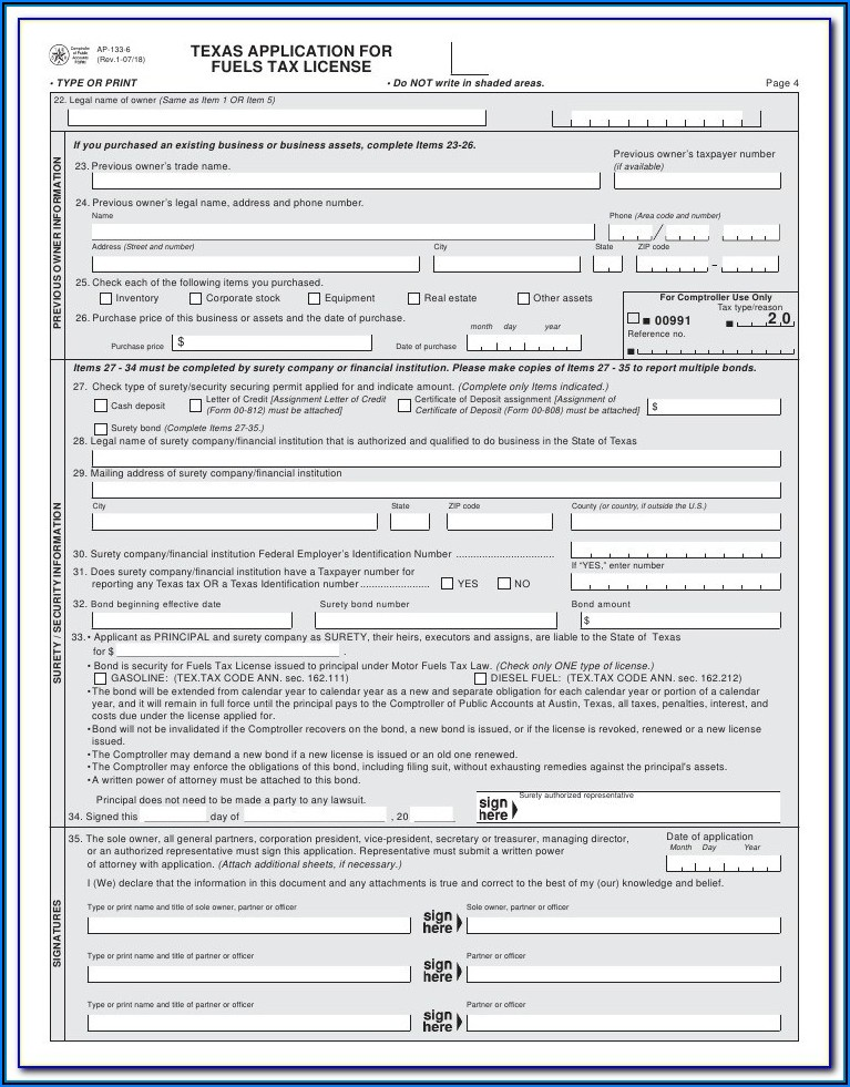 Nj Ifta Forms