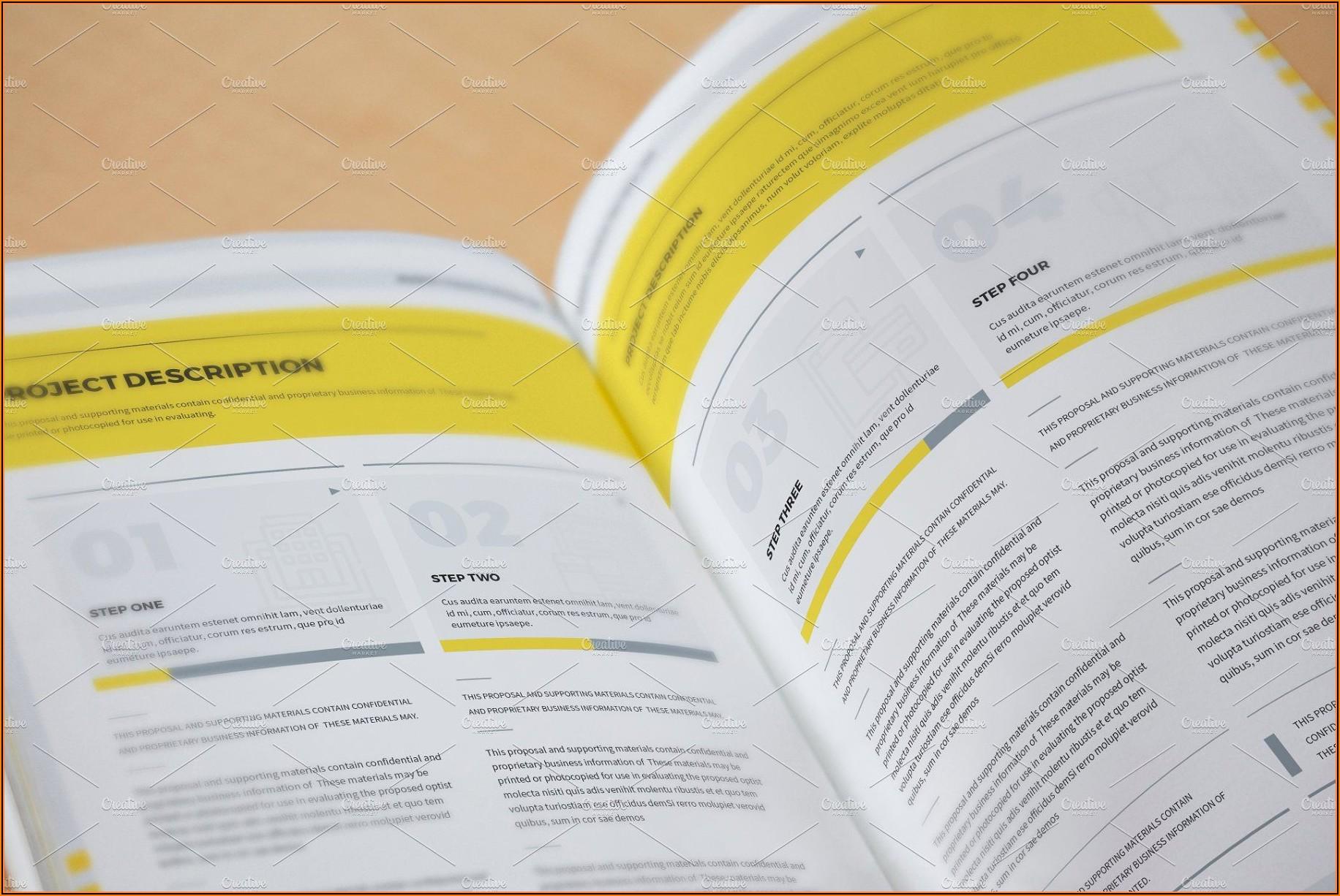 Photography Business Proposal Sample Pdf