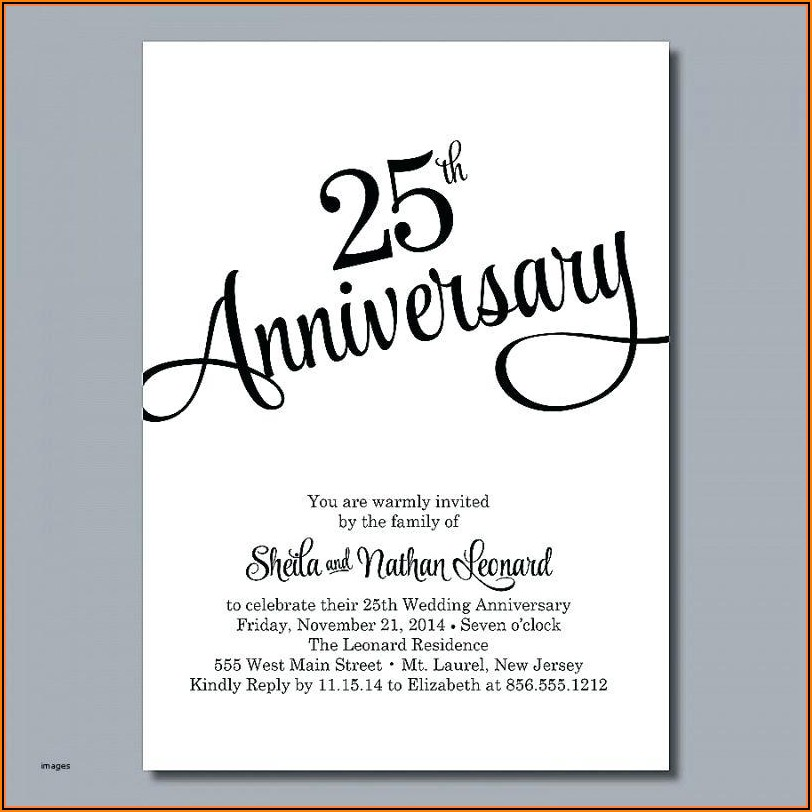 Pink And Silver Wedding Invitations Templates
