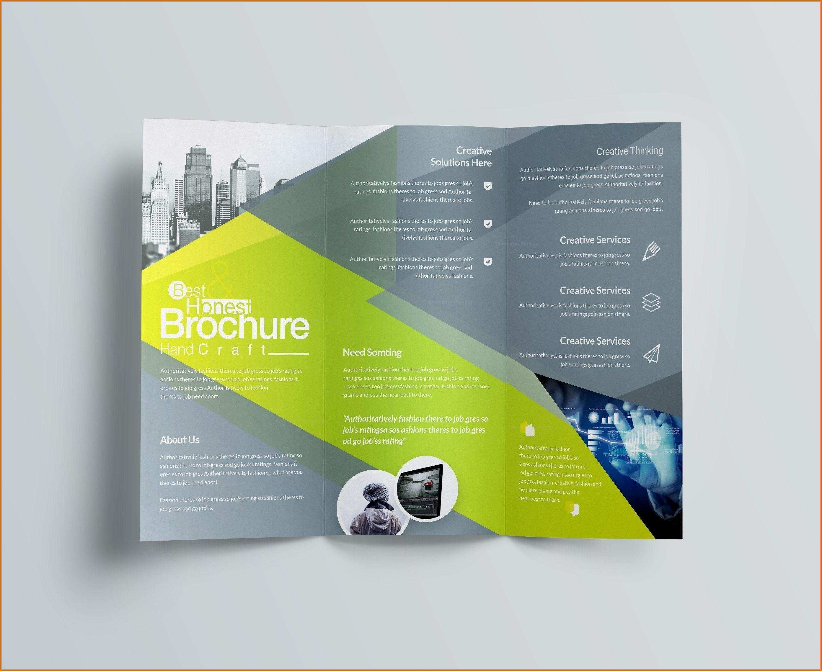 Publisher Template For Flyers