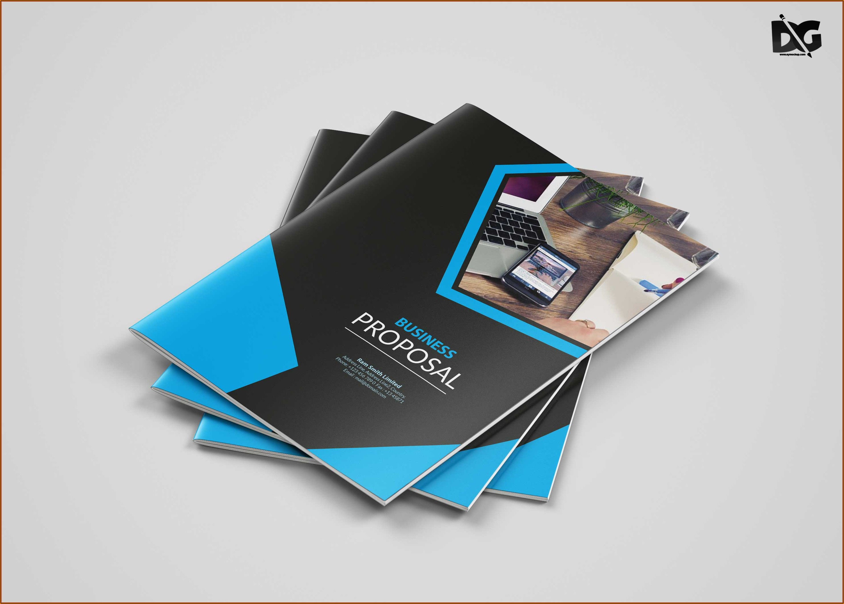 Real Estate Brochure Template Free