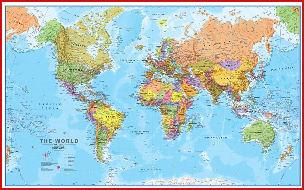 School World Maps For Sale