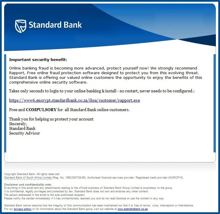 Standard Bank South Africa Power Of Attorney Form