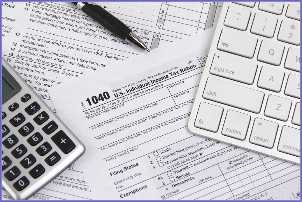 1098 Mortgage Interest Form 2018