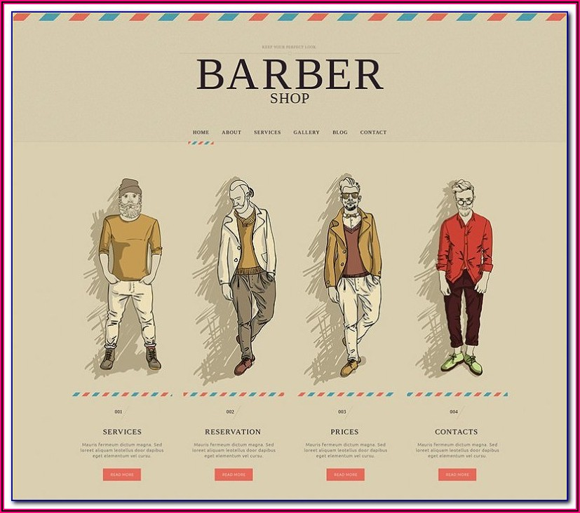 Barber Shop Business Plan Examples