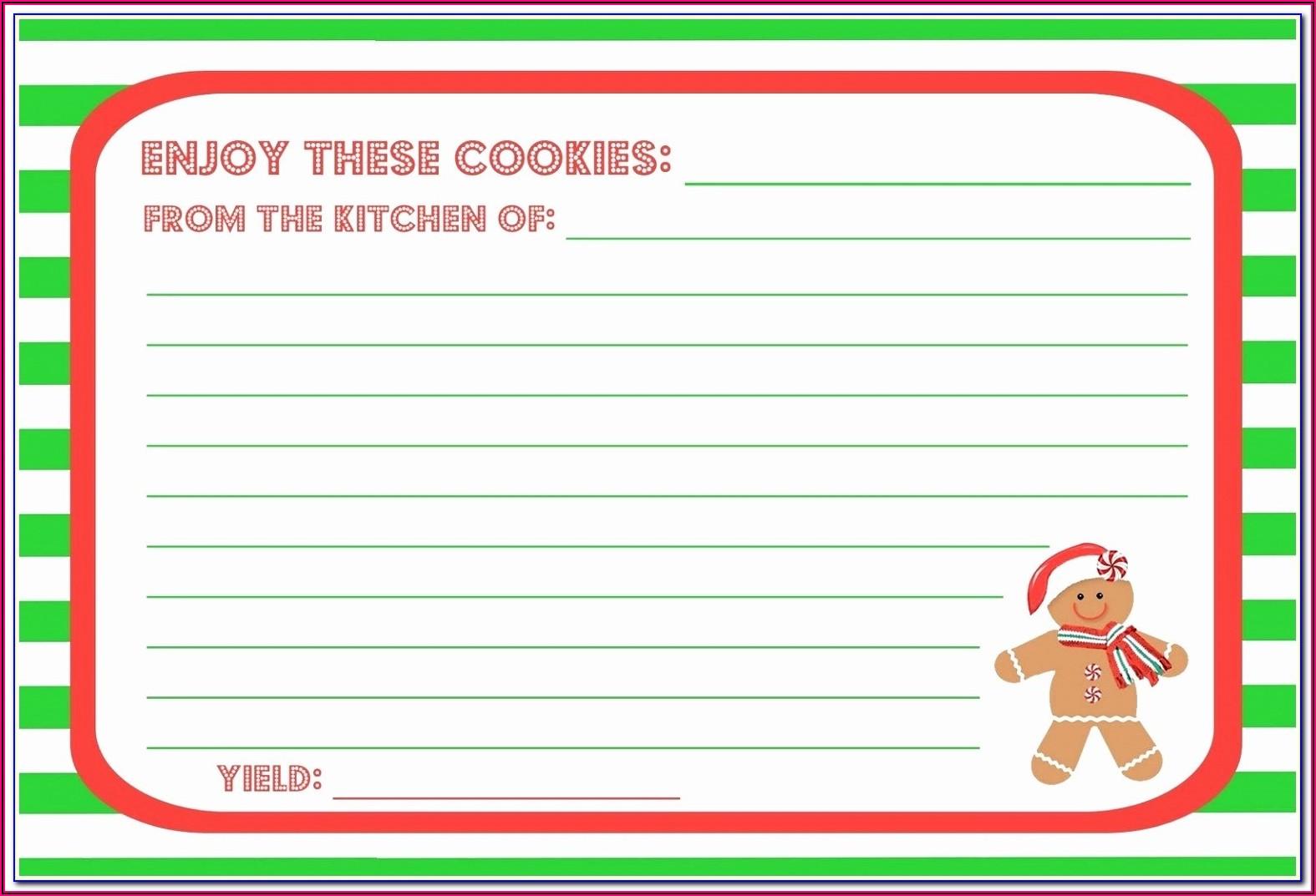Brady Bunch Christmas Card Template