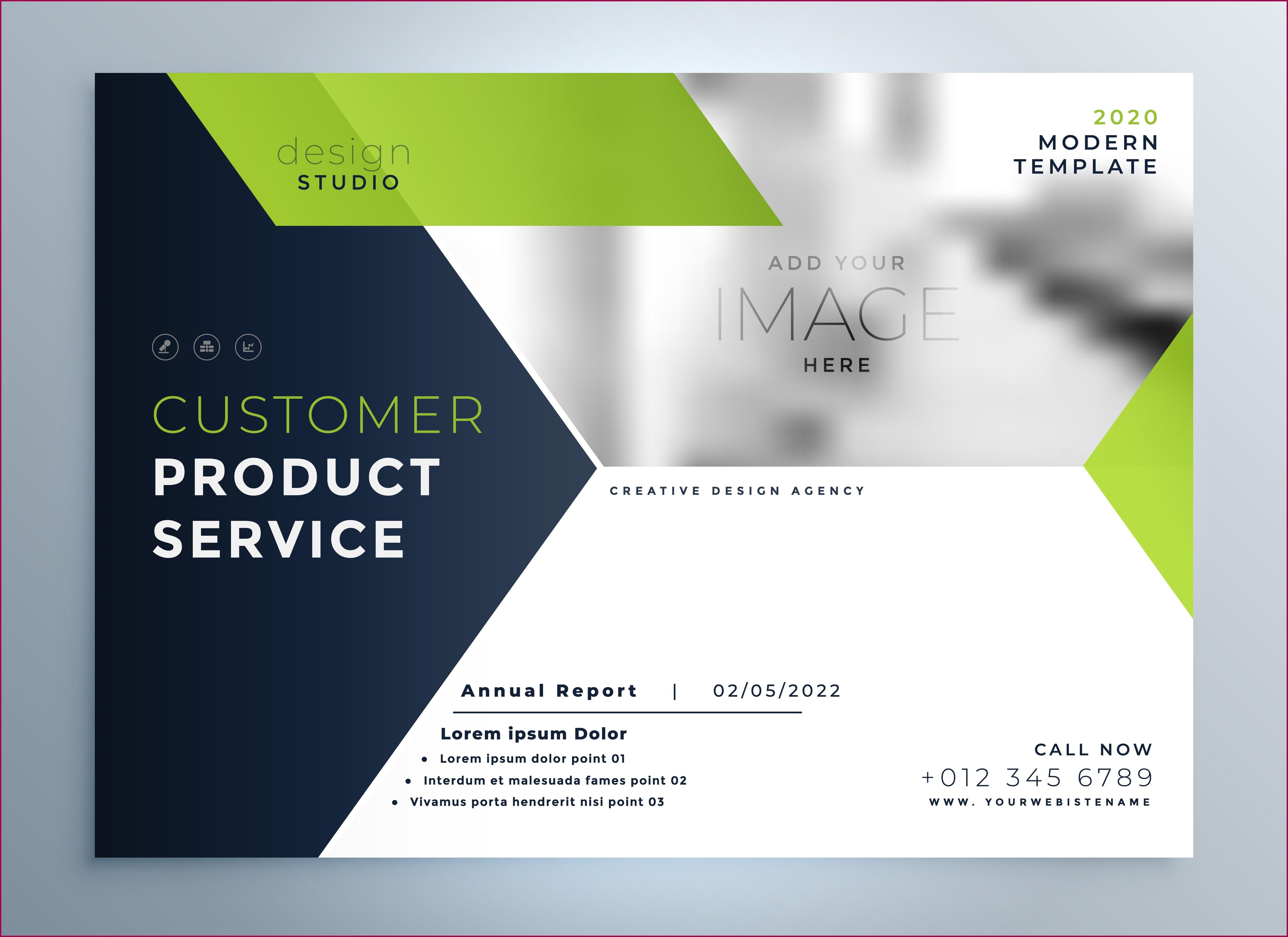 Downloadable Brochure Templates