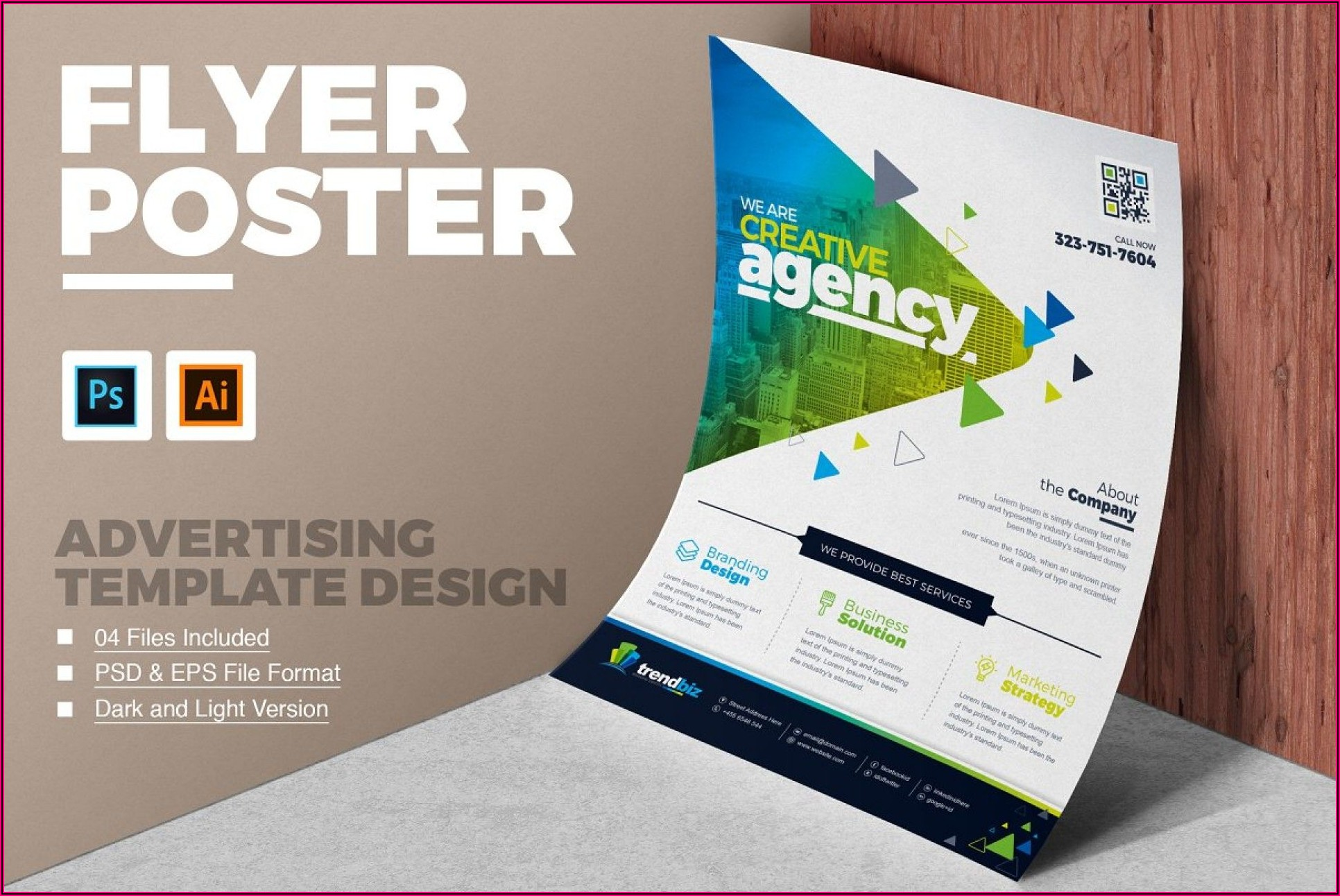 Flyer Design Templates Free Download Psd