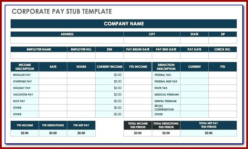 Free Excel Payroll Template South Africa