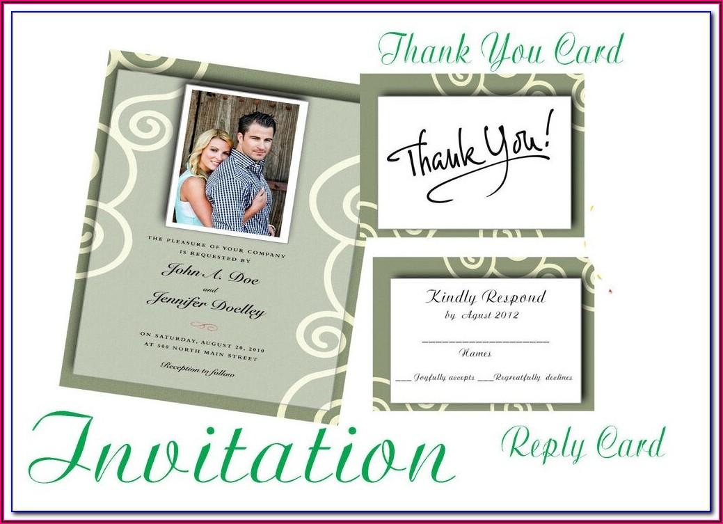 Free Gothic Wedding Invitation Templates