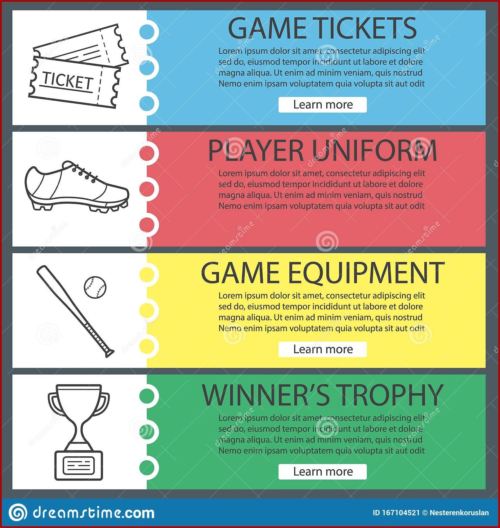 Free Softball Banner Templates