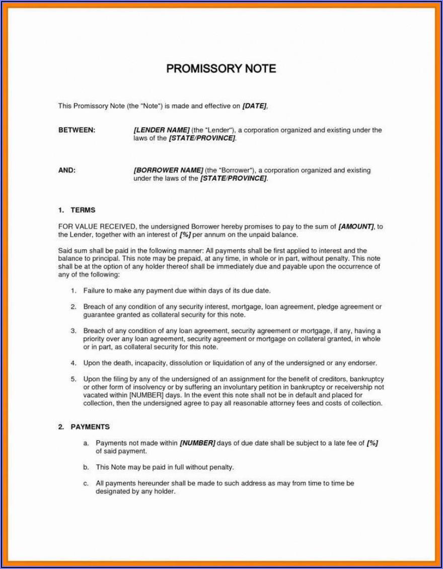 Free Vehicle Loan Agreement Form