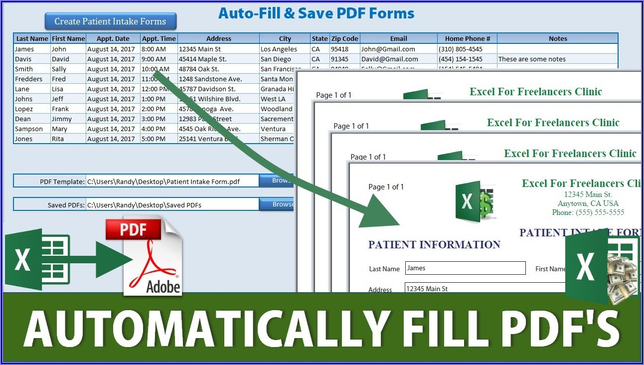How To Create Pdf Forms That Can Be Filled Out