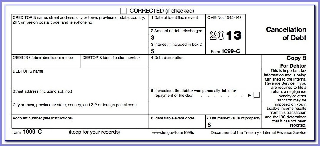 Irs.gov Form 1099 Misc Instructions