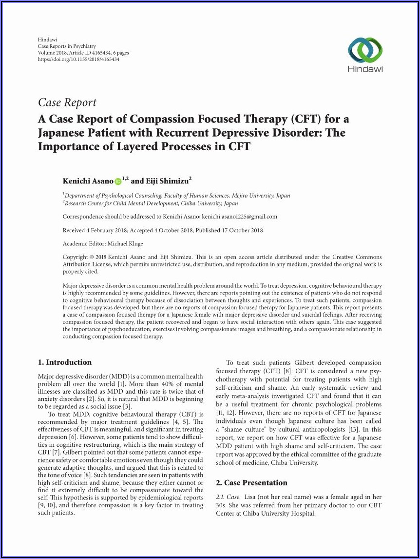 Psychotherapy Intake Template