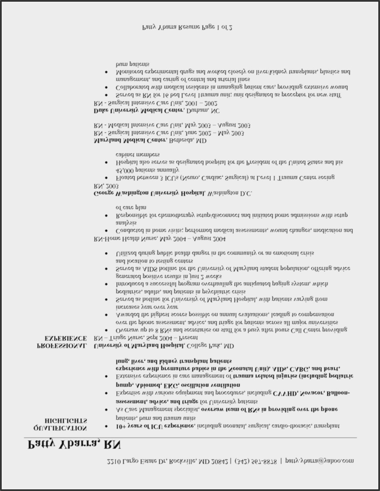 Student Resume Templates Free Download