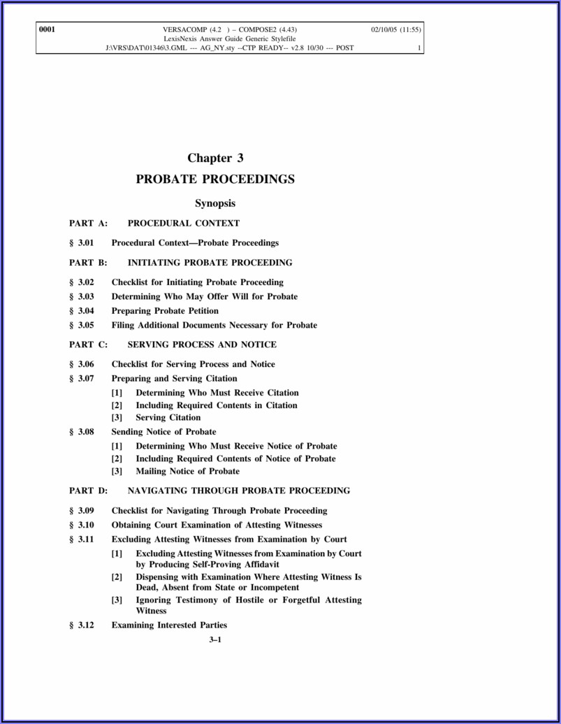 Suffolk County Probate Court Forms