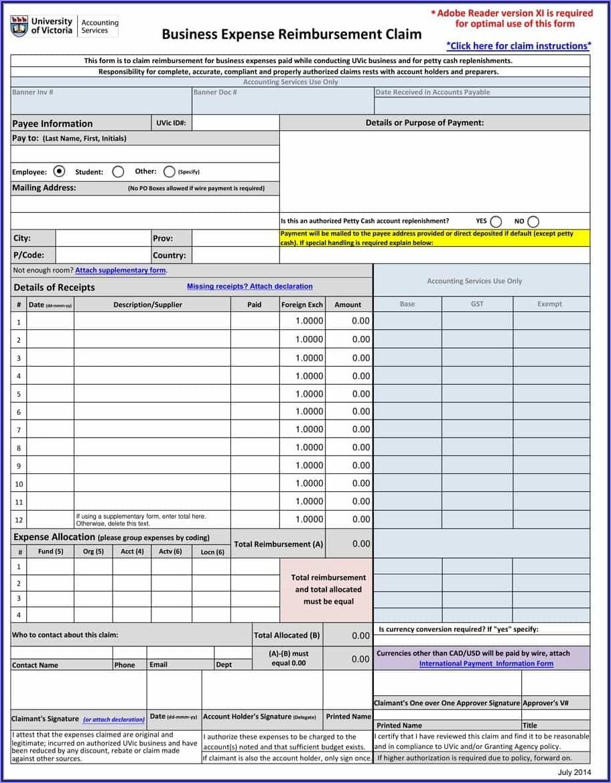 Vsp Reimbursement Form Pdf