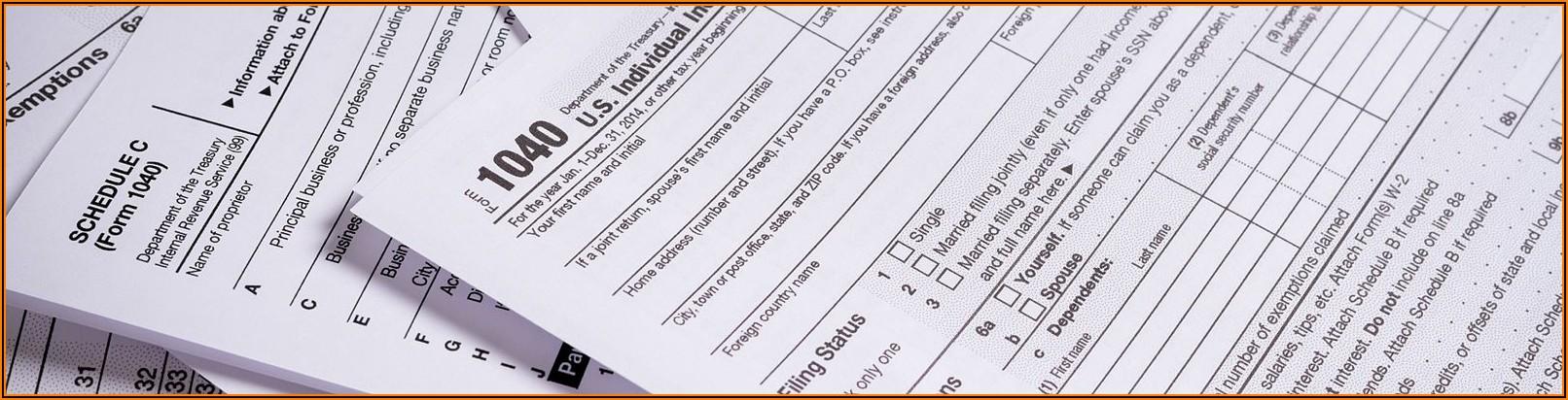 2014 Irs Tax Form 6251
